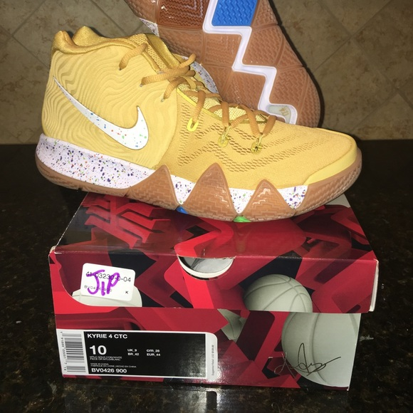 f41413711a2 Kyrie Irving 4 Cinnamon Toast Crunch CTC Mens 10